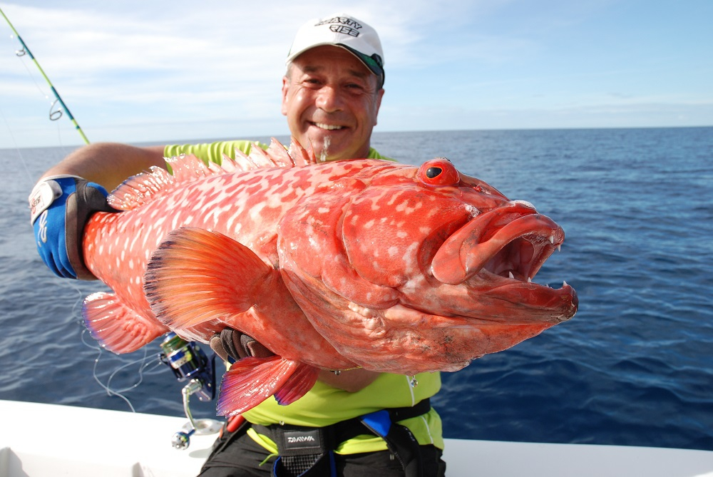 Fishing charter in nosy be madagascar for Piscine fish