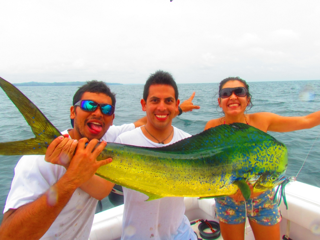 Fishing charter in panama city panama for Panama city fishing charters
