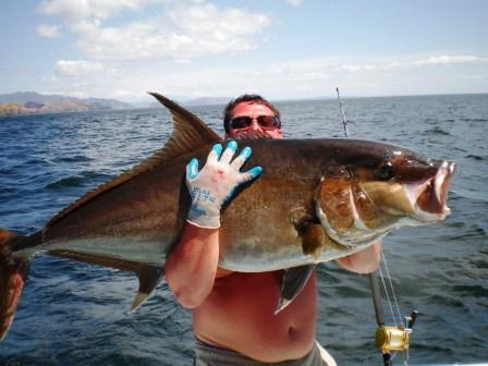 Fishing trip in guanacaste pacific ocean for Fishing guanacaste costa rica
