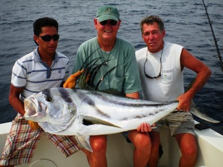 Fishing charter in guanacaste pacific ocean for Fishing guanacaste costa rica