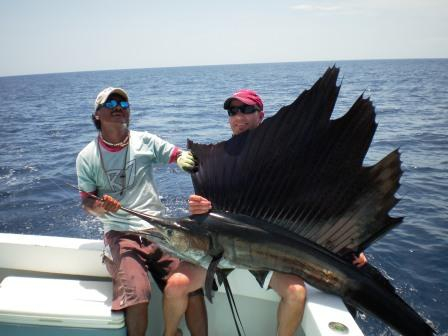 Sport fishing in guanacaste pacific ocean for Fishing guanacaste costa rica
