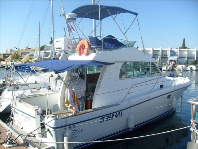 Deep sea fishing in camargue france for Fishing in france