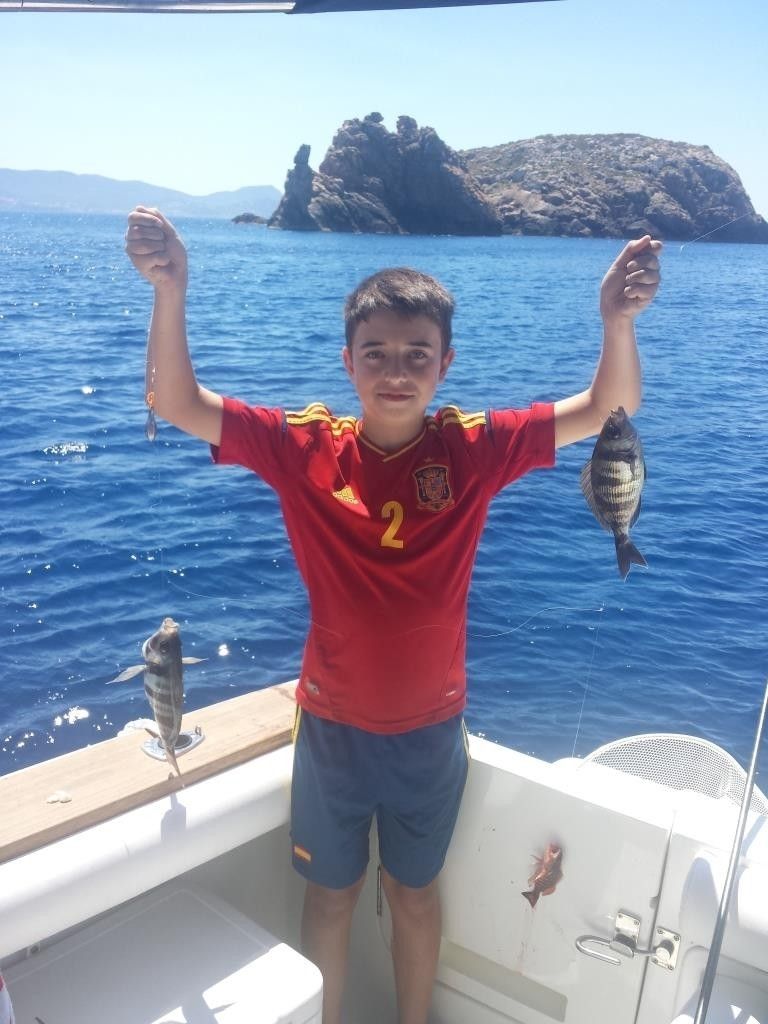 Fishing in ibiza balearic islands for Where to go fishing