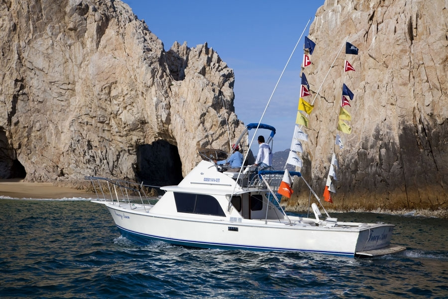 Fishing whith tracy cabo san lucas for Los cabos fishing
