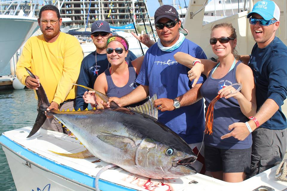 Fishing in los cabos baja california for Los cabos fishing charters